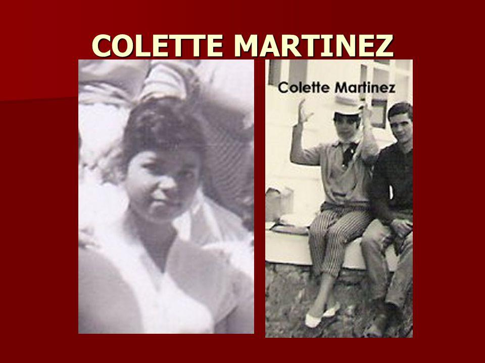 COLETTE MARTINEZ