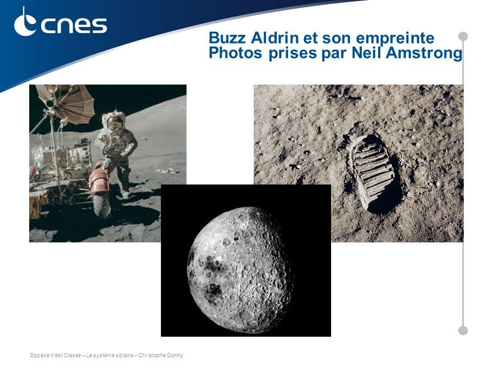 Buzz Aldrin et son empreinte