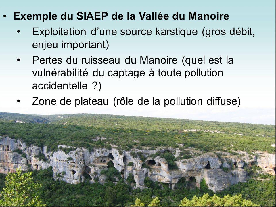 Exemple du SIAEP de la Vallée du Manoire