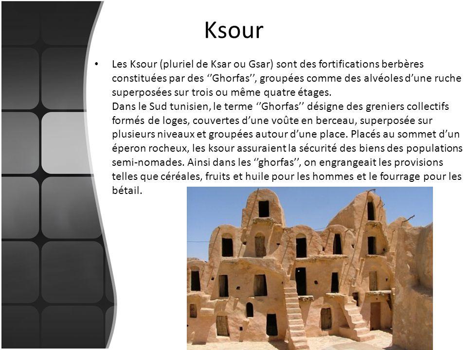 Ksour
