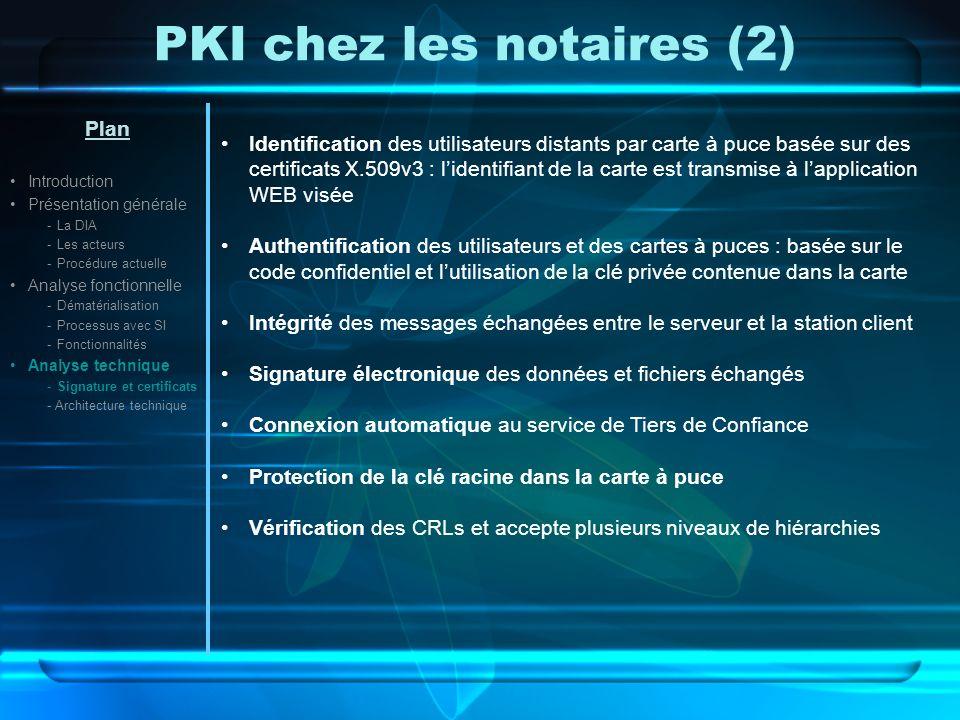 PKI chez les notaires (2)