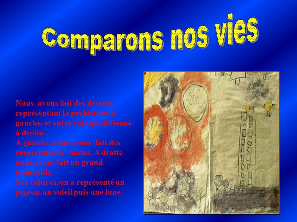 Comparons nos vies