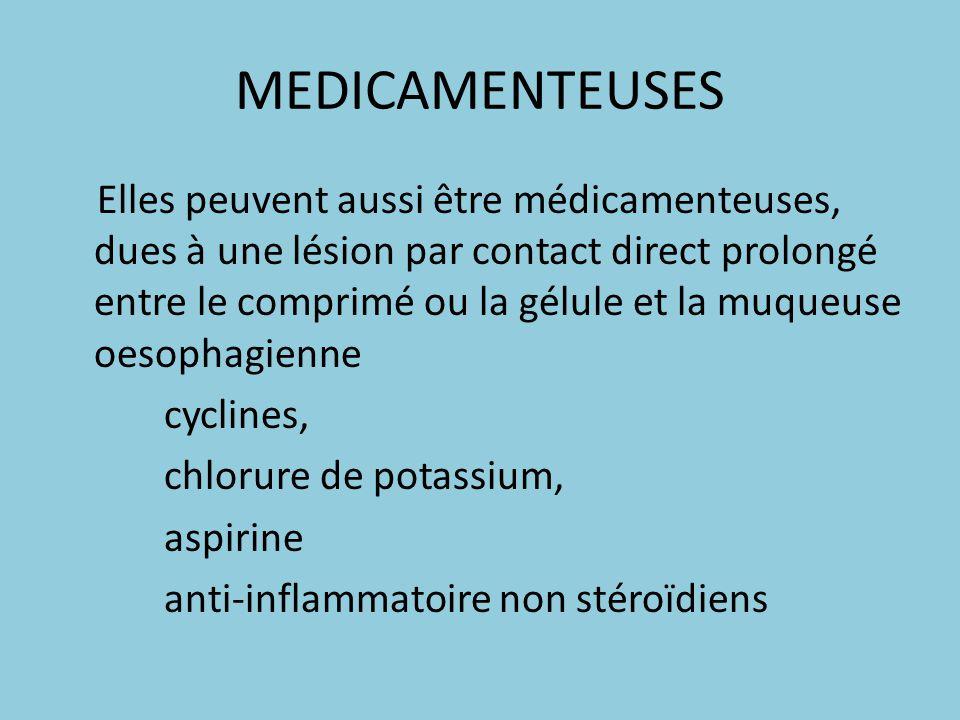 MEDICAMENTEUSES