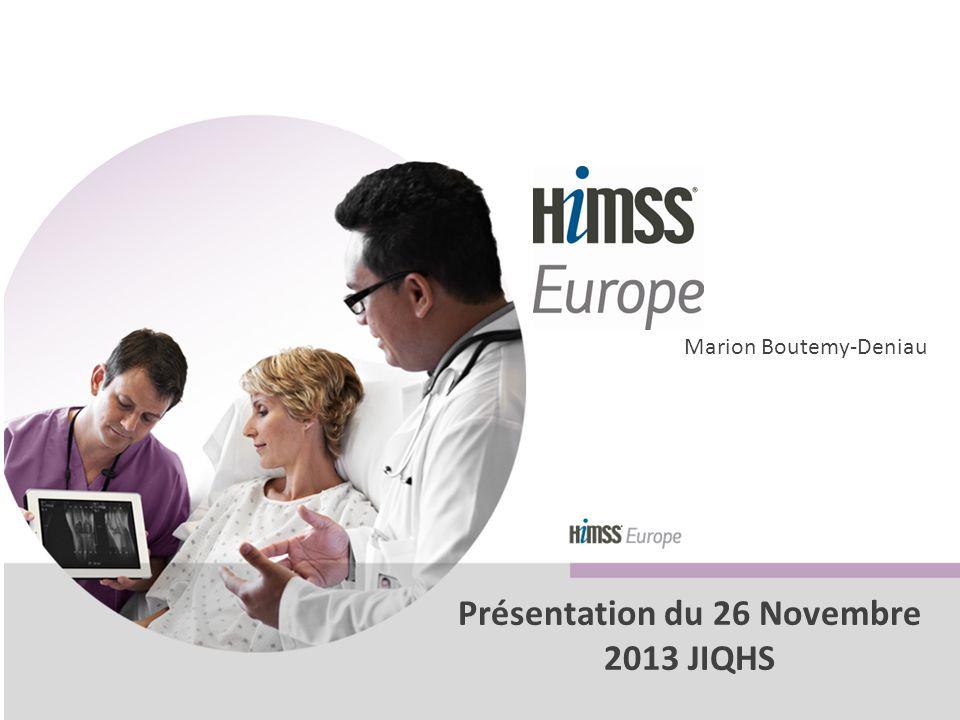 Présentation du 26 Novembre 2013 JIQHS