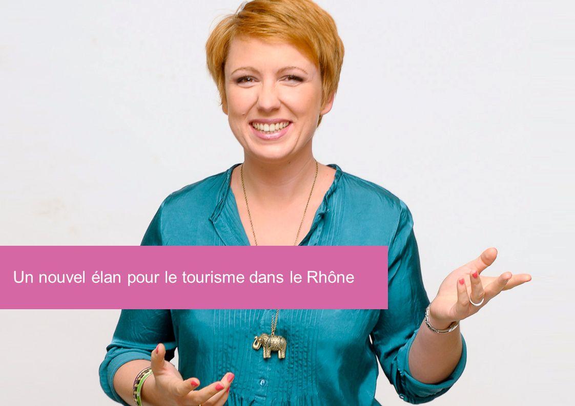 Un nouvel élan pour le tourisme dans le Rhône