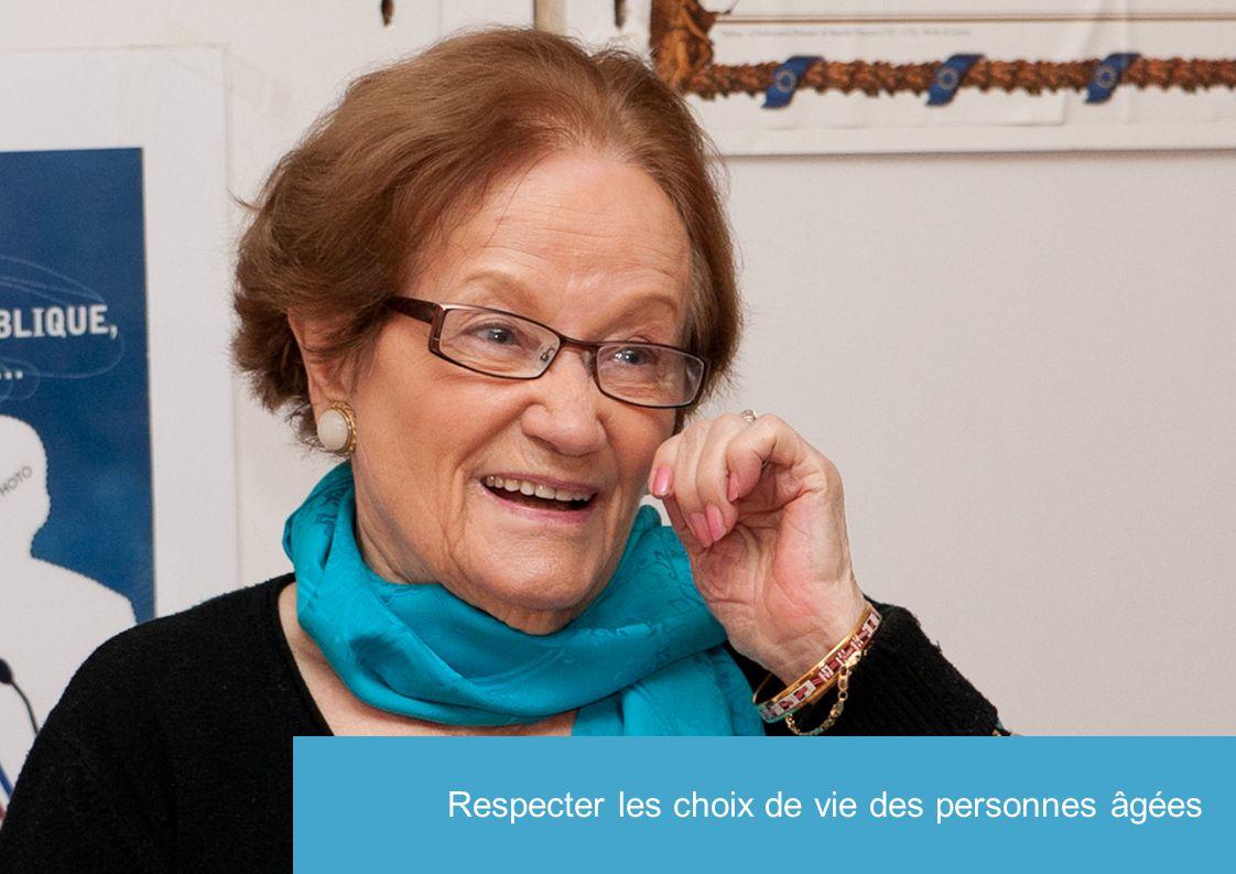 Respecter les choix de vie des personnes âgées