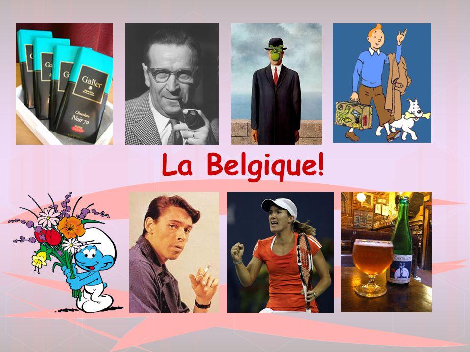 La Belgique!