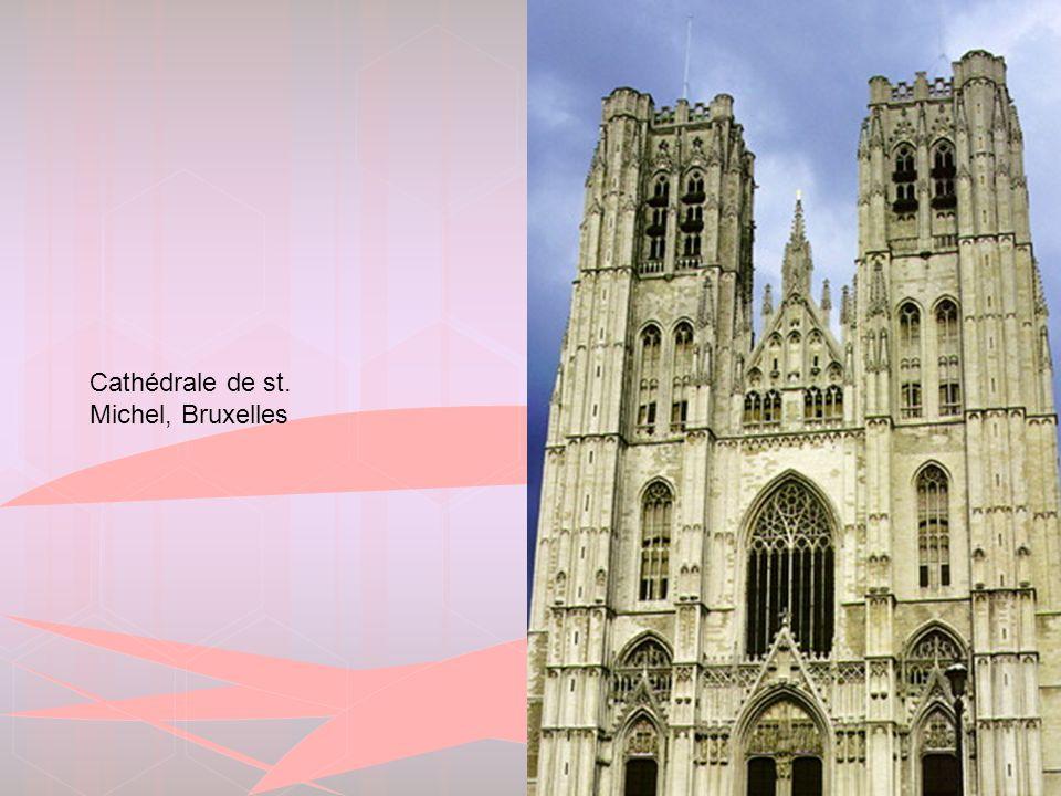 Cathédrale de st. Michel, Bruxelles