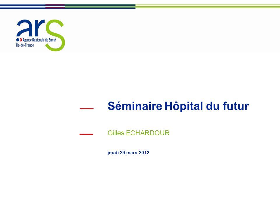 Séminaire Hôpital du futur