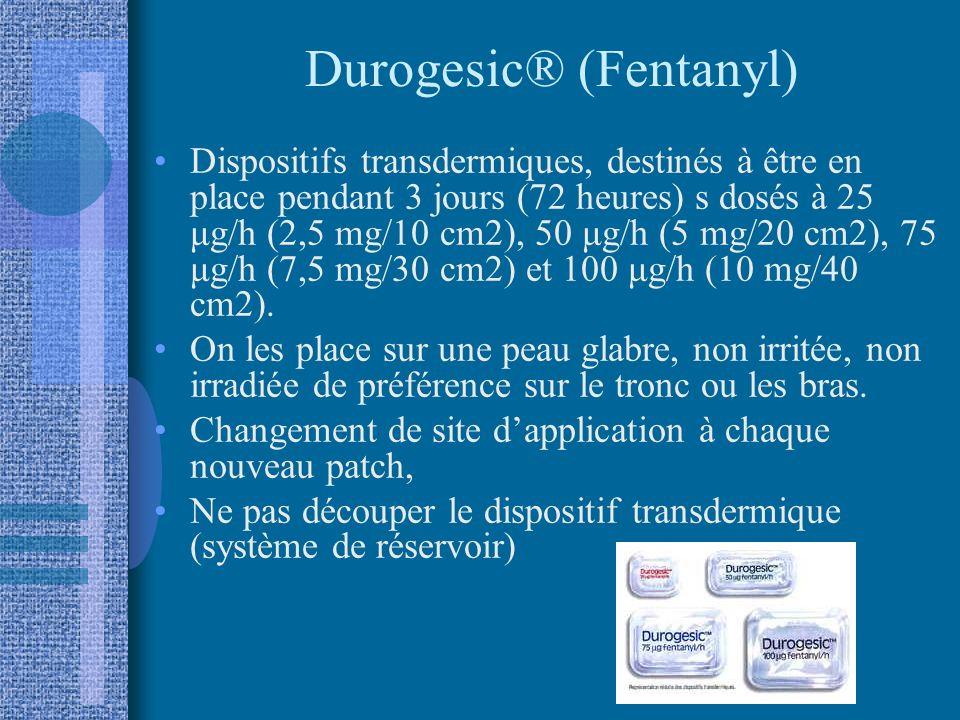 Durogesic® (Fentanyl)