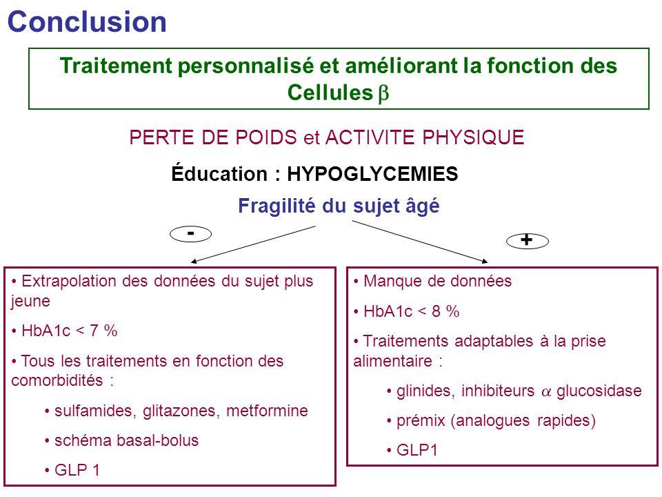 Traitement personnalisé et améliorant la fonction des Cellules 