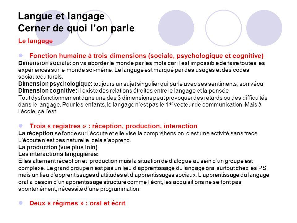 (PDF) Langage et communications animales - ResearchGate