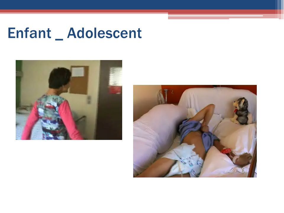 Enfant _ Adolescent