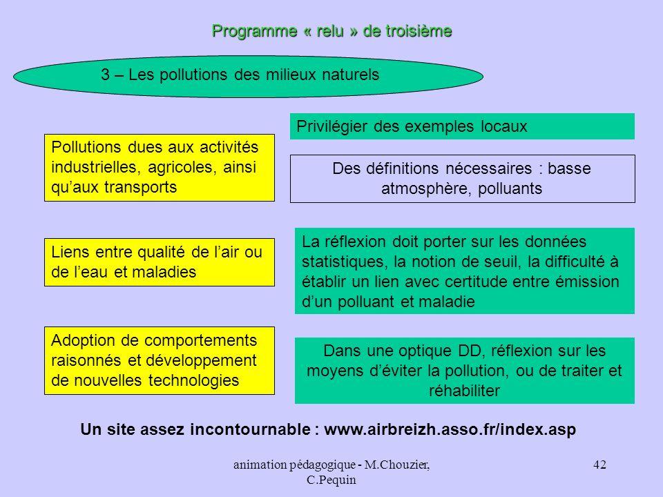 Un site assez incontournable : www.airbreizh.asso.fr/index.asp