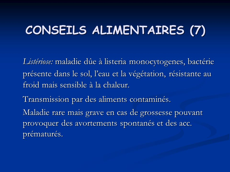 CONSEILS ALIMENTAIRES (7)