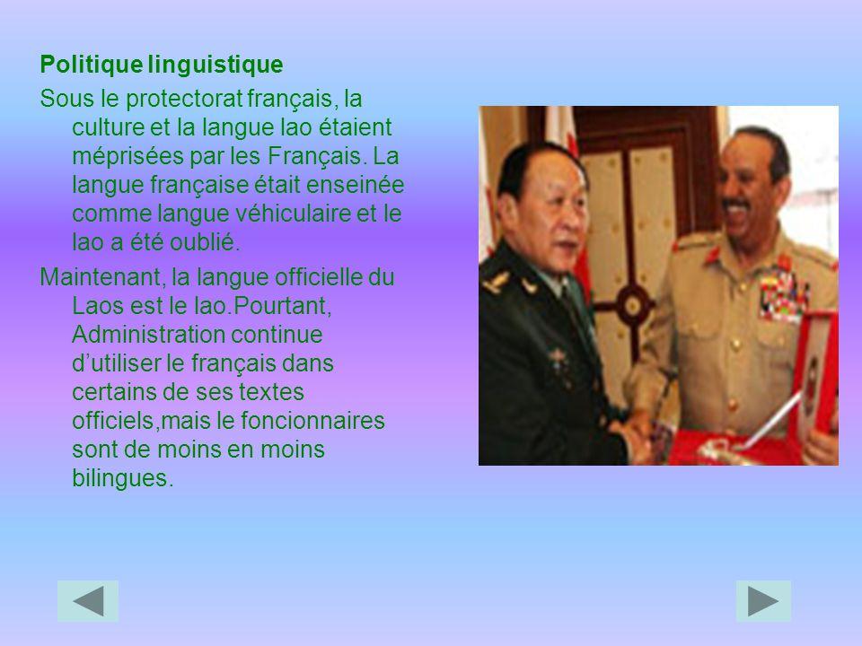 Politique linguistique