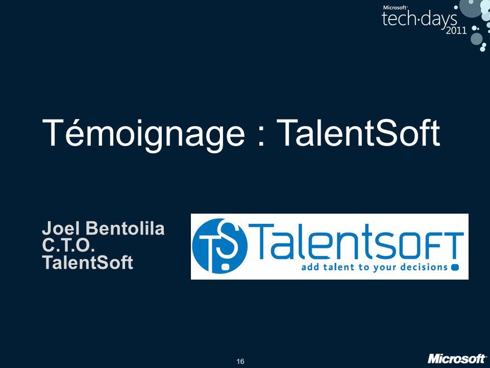 Témoignage : TalentSoft