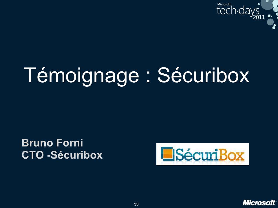 Témoignage : Sécuribox