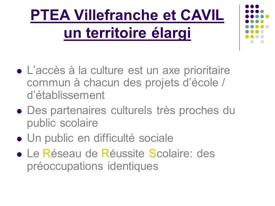 PTEA Villefranche et CAVIL un territoire élargi