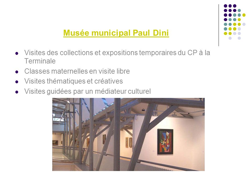 Musée municipal Paul Dini