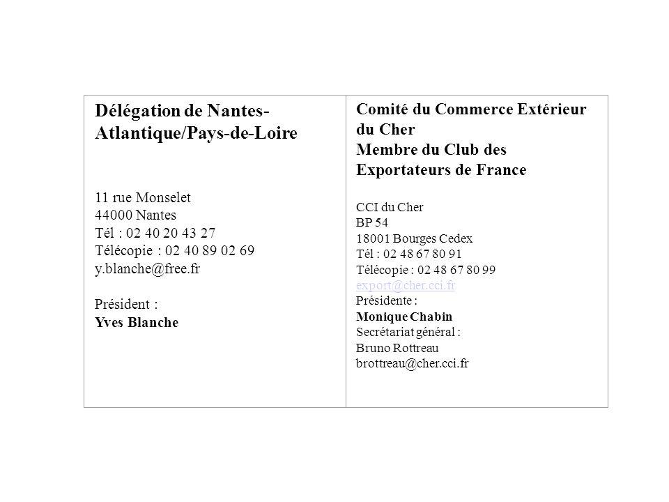 Délégation de Nantes-Atlantique/Pays-de-Loire
