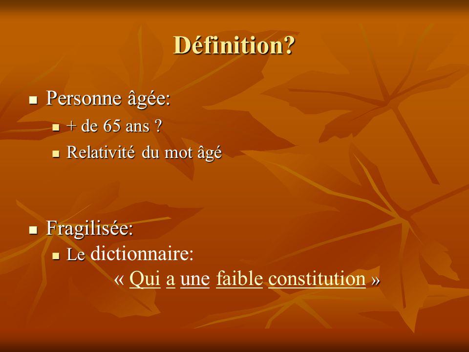 « Qui a une faible constitution »