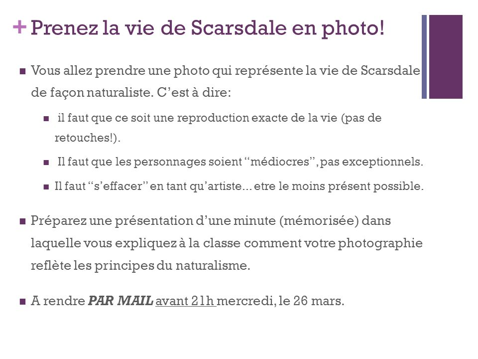 Prenez la vie de Scarsdale en photo!