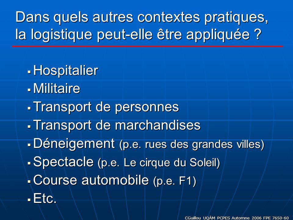 CGuillou UQÀM PCPES Automne 2006 FPE 7650-60