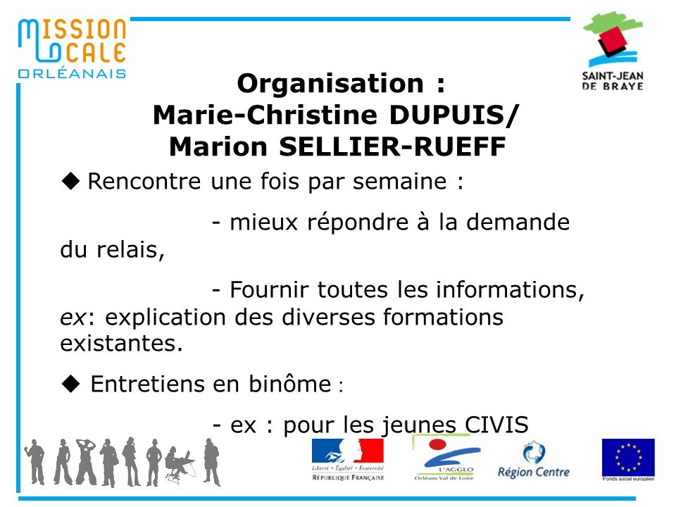 Marie-Christine DUPUIS/