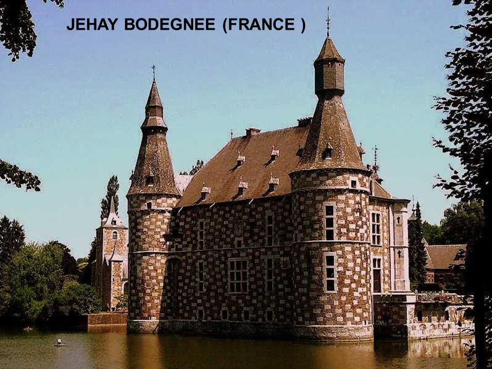 JEHAY BODEGNEE (FRANCE )‏