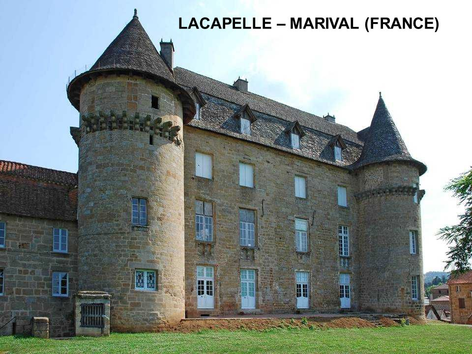 LACAPELLE – MARIVAL (FRANCE)‏