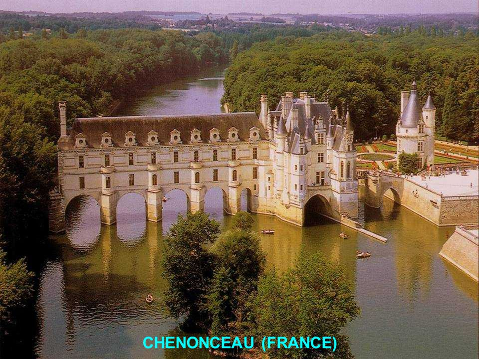CHENONCEAU (FRANCE)‏ CHENONCEAU (FRANCIA)‏