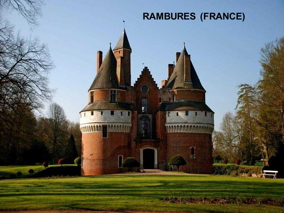 RAMBURES (FRANCE)
