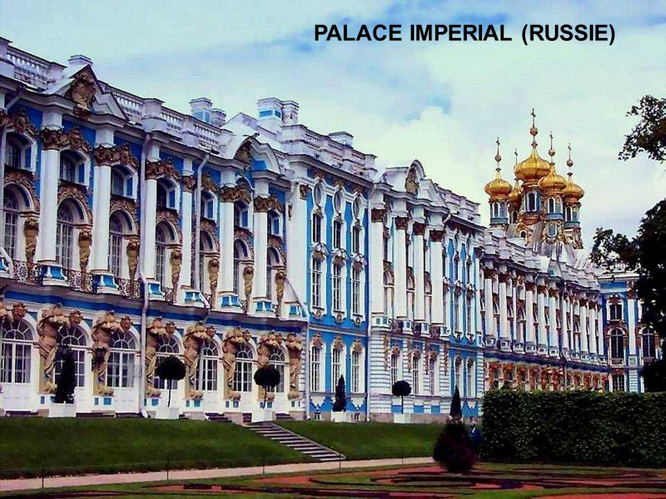 PALACE IMPERIAL (RUSSIE)‏