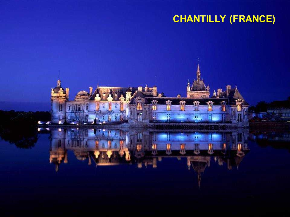 CHANTILLY (FRANCE)‏