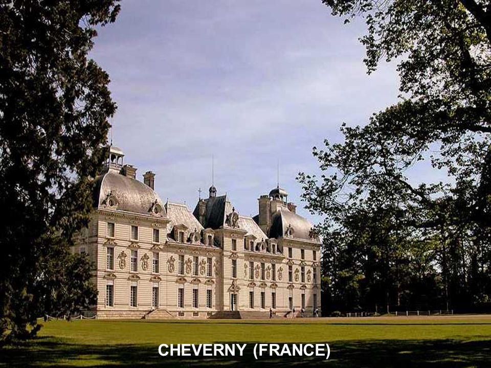 CHEVERNY (FRANCE)‏ CHENONCEAU (FRANCIA)‏
