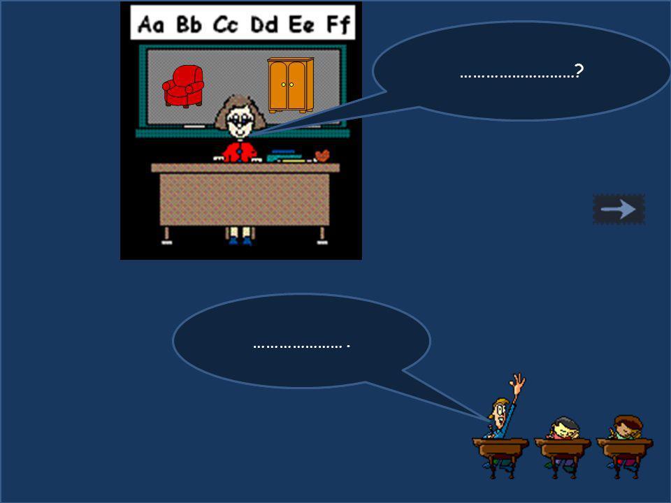 En quoi est l'armoire ……………………… ………………… . En bois .