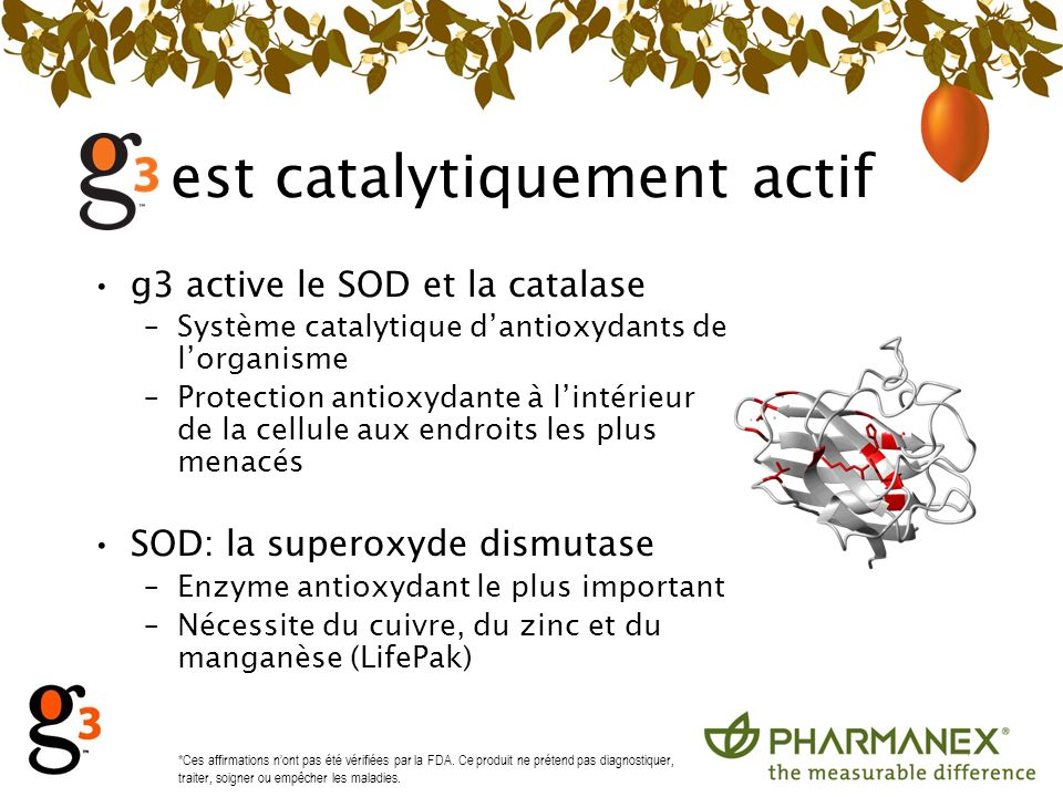 est catalytiquement actif