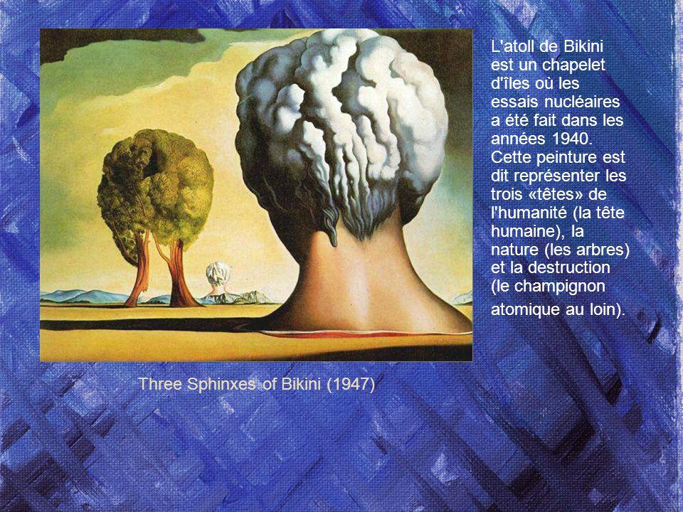 Three Sphinxes of Bikini (1947)