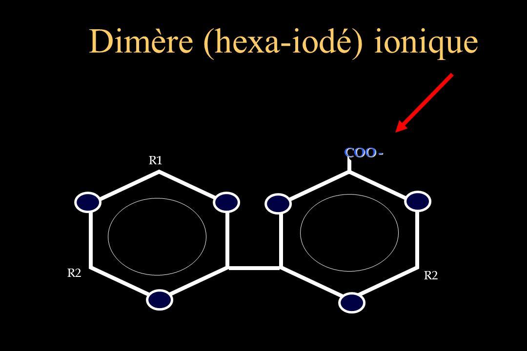 Dimère (hexa-iodé) ionique