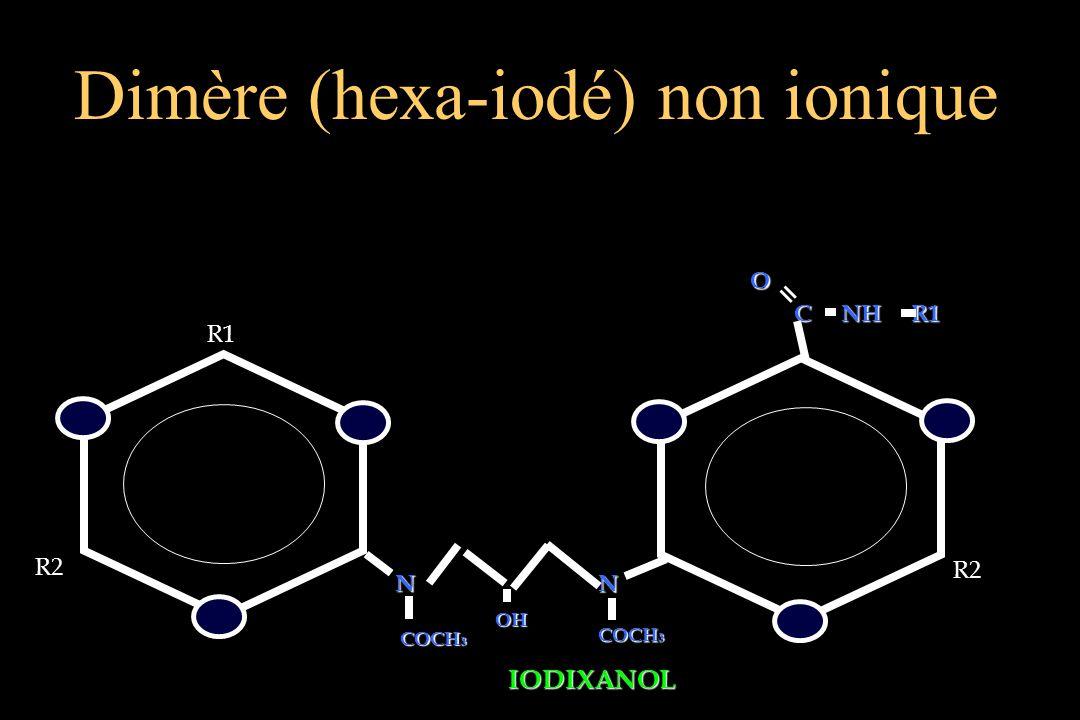 Dimère (hexa-iodé) non ionique