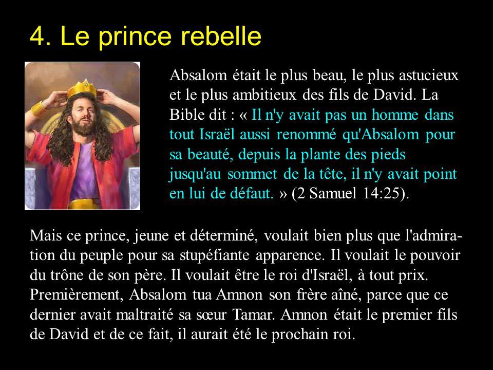 4. Le prince rebelle