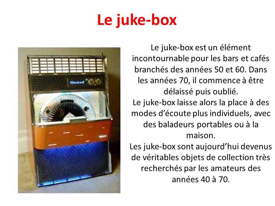 Le juke-box