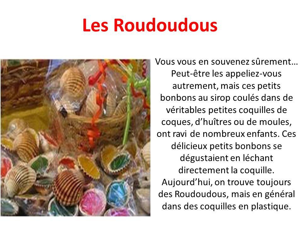 Les Roudoudous