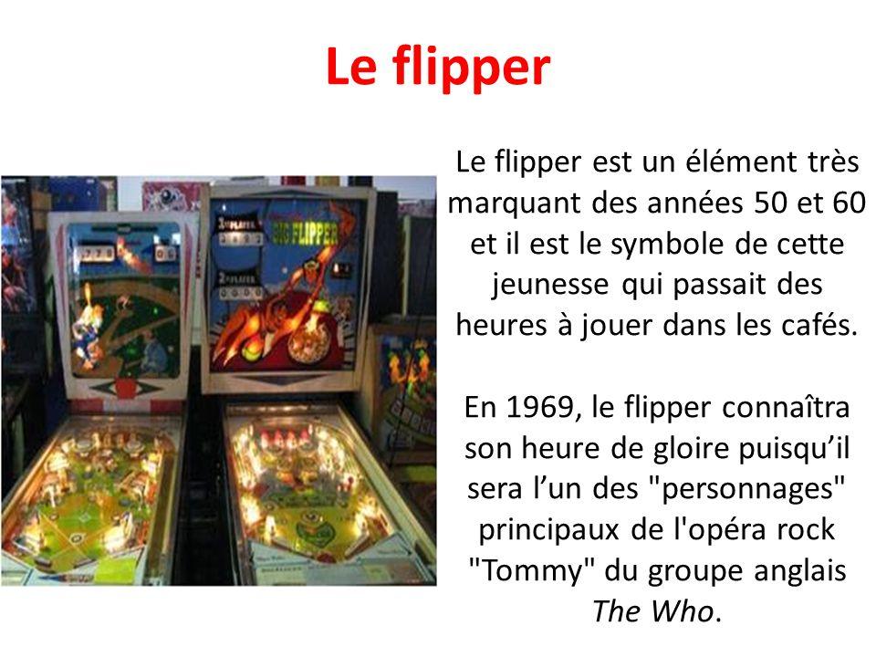 Le flipper