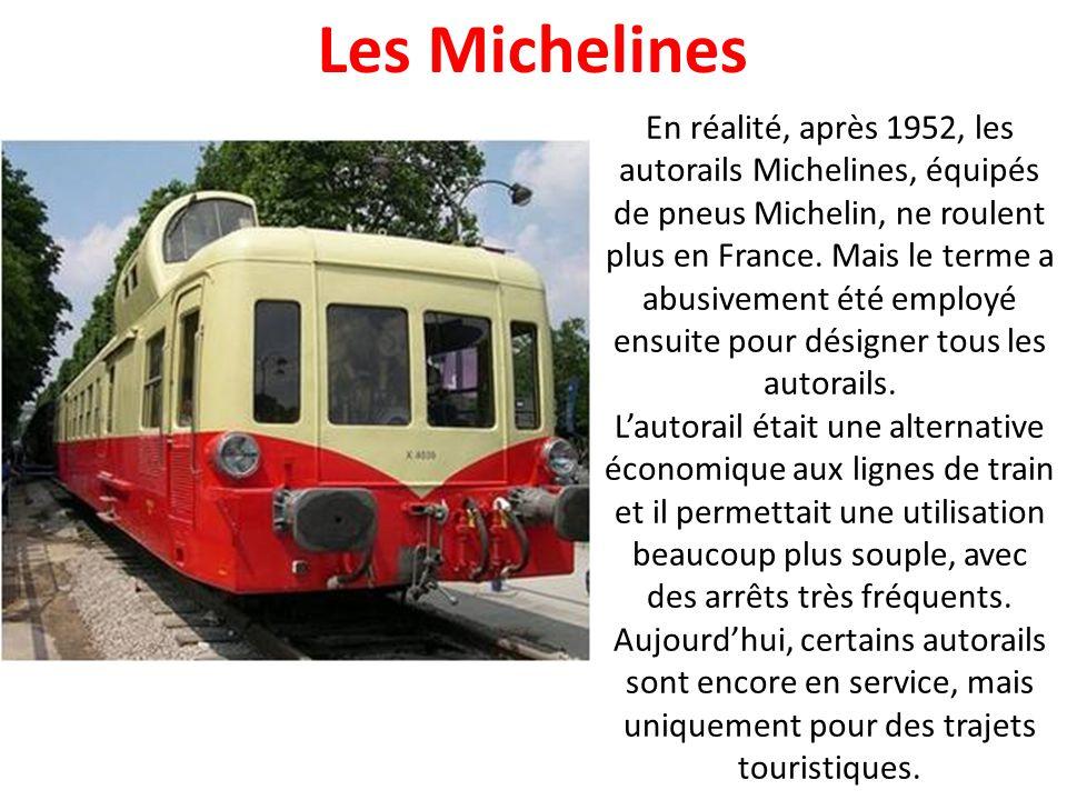 Les Michelines