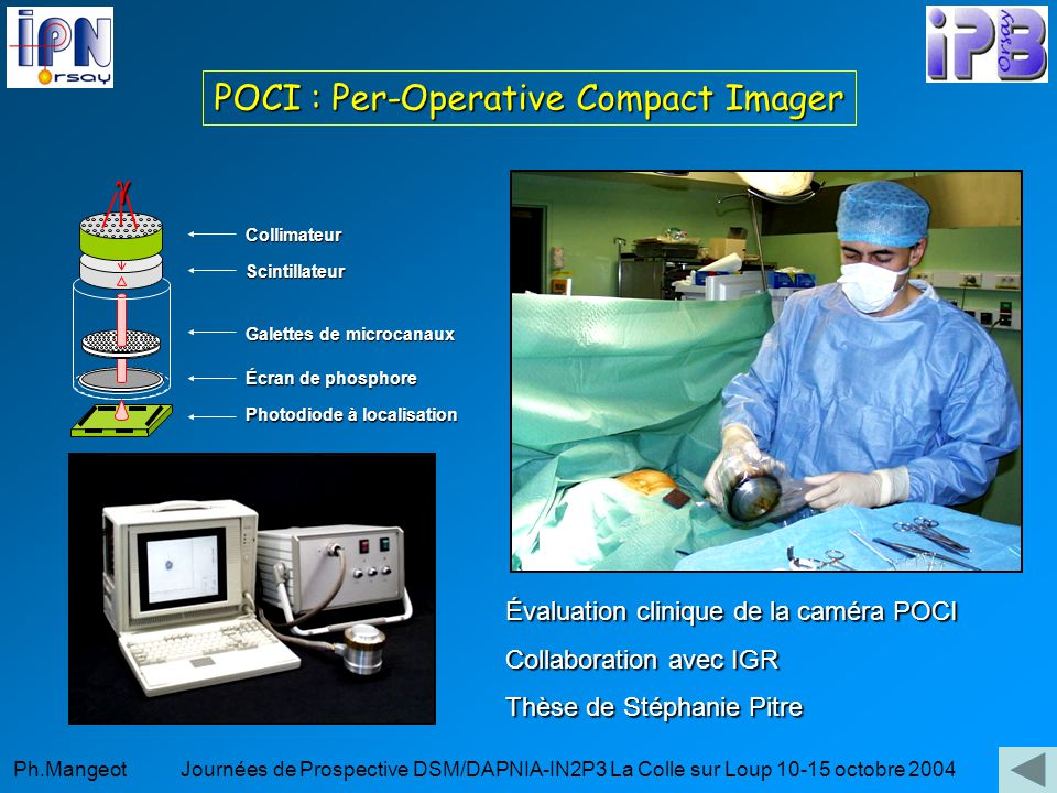 POCI : Per-Operative Compact Imager
