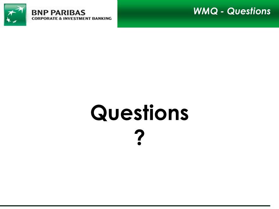 WMQ - Questions Questions