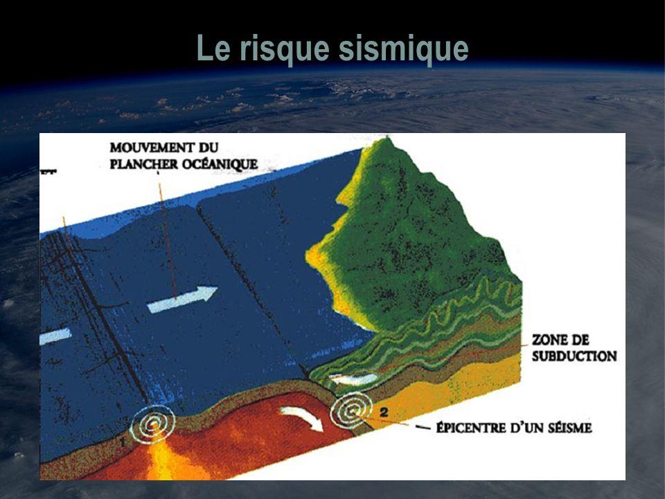 Le risque sismique