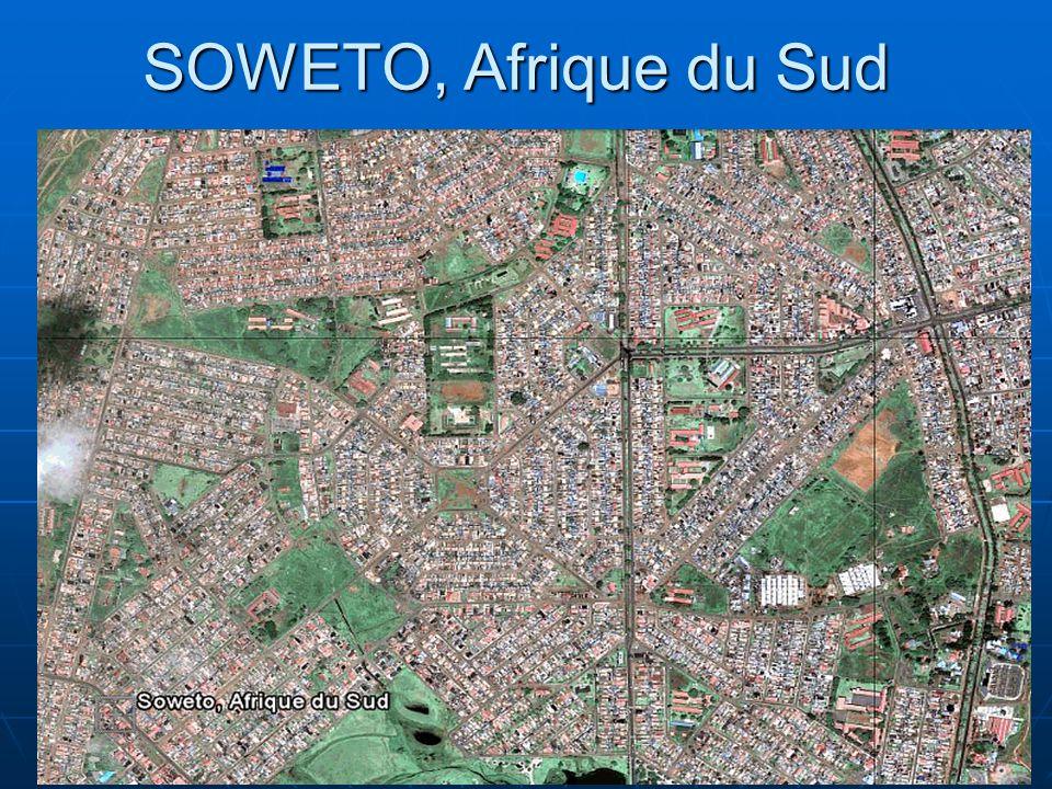 SOWETO, Afrique du Sud 10